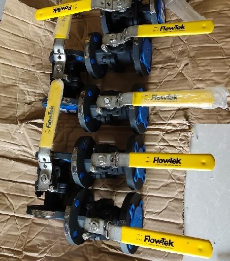 美国博雷F15手动碳钢法兰球阀,BRAY碳钢法兰球阀
